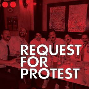 Request for Protest & ShawnMikael(s)